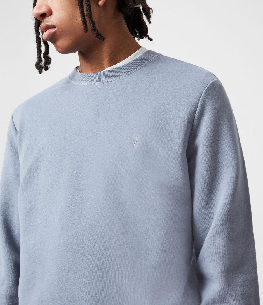 Men's Raven Sweatshirt (twilight_grey) - Image 4