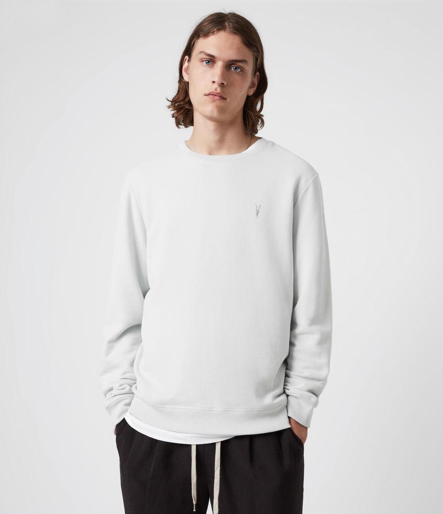 Herren Raven Crew Sweatshirt (quarry_grey) - Image 1