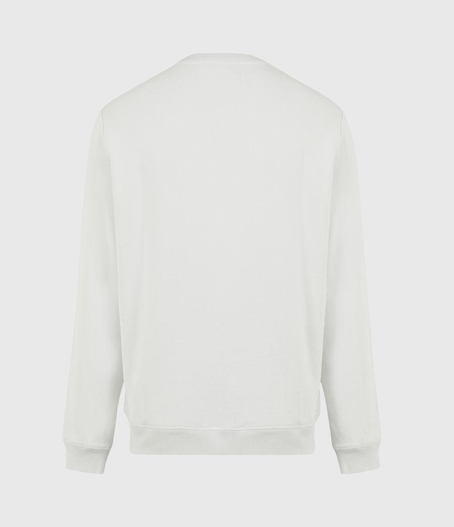 Herren Raven Crew Sweatshirt (quarry_grey) - Image 3