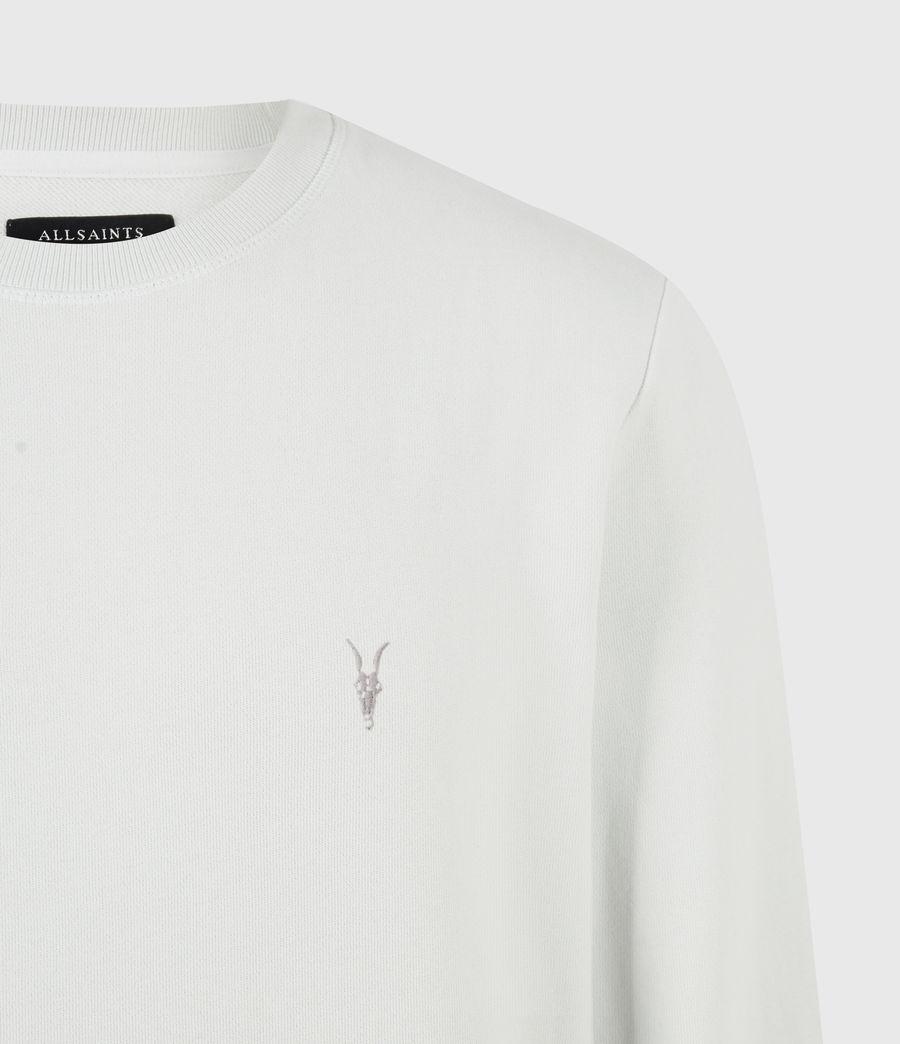 Herren Raven Crew Sweatshirt (quarry_grey) - Image 5