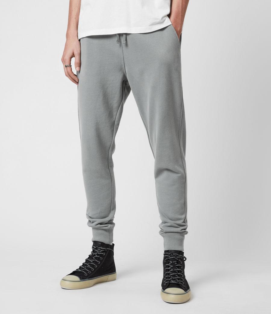 Men's Raven Cuffed Slim Sweatpants (gothic_grey) - Image 1