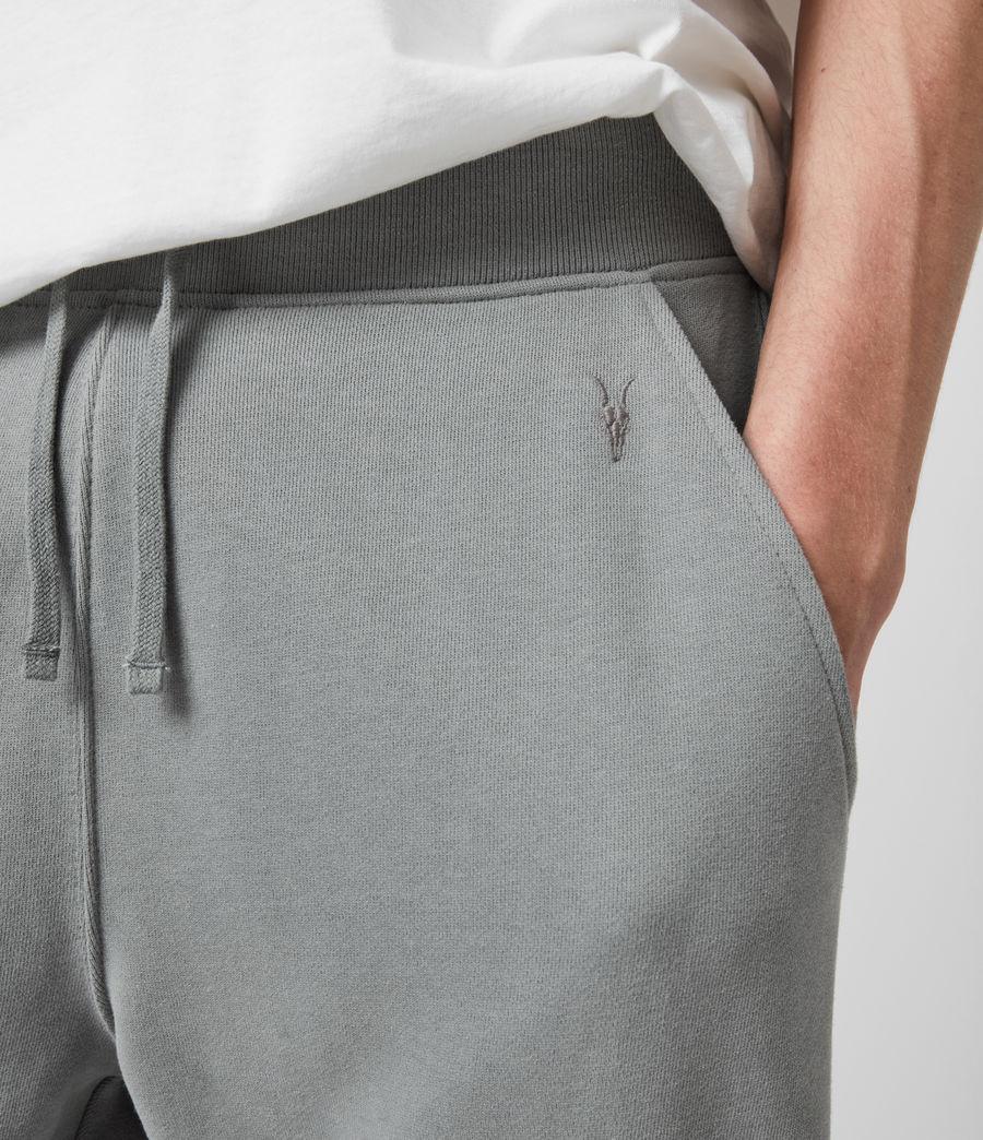 Men's Raven Cuffed Slim Sweatpants (gothic_grey) - Image 5