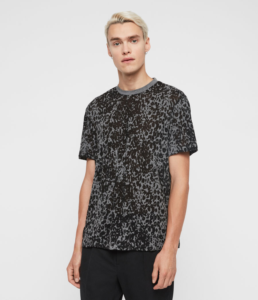 Herren Pardus T-Shirt (coal_grey) - Image 3