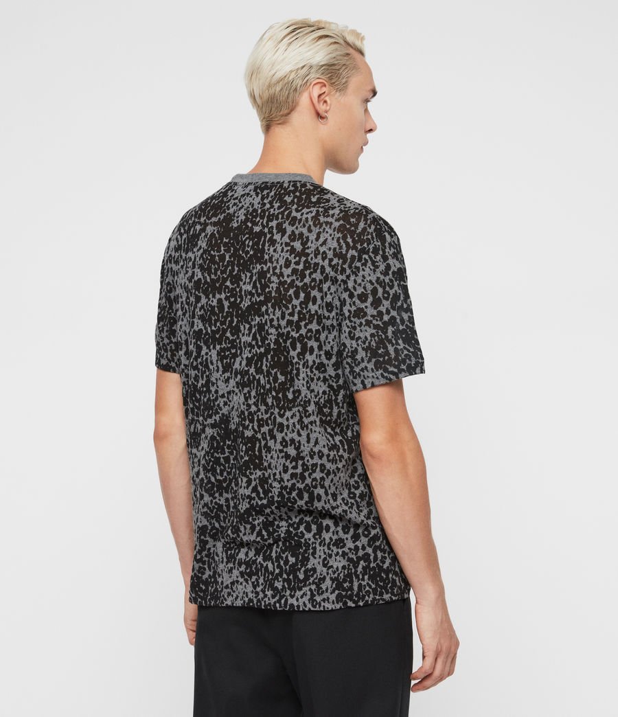 Herren Pardus T-Shirt (coal_grey) - Image 5
