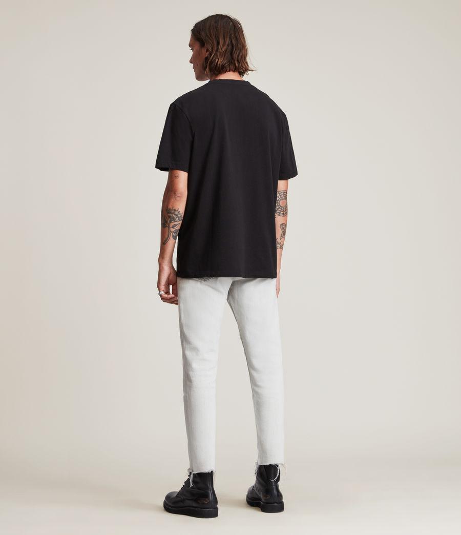 Men's Lipse Crew T-Shirt (jet_black) - Image 4