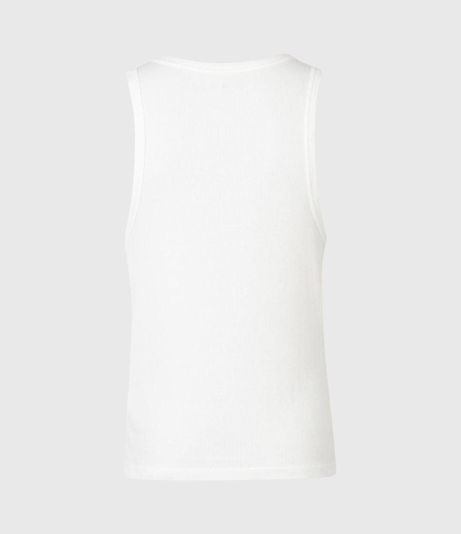 Mens Skorpions London Vest (chalk_wht_jet_blk) - Image 3