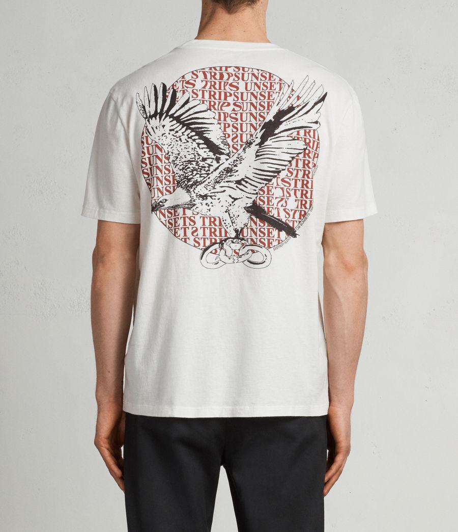 Men's Sunbird Crew T-Shirt (chalk_white) - Image 1