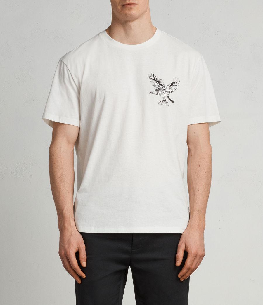 Men's Sunbird Crew T-Shirt (chalk_white) - Image 3