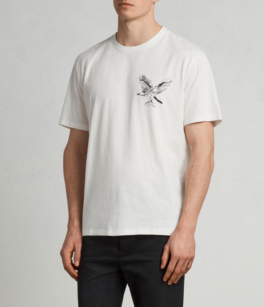 Men's Sunbird Crew T-Shirt (chalk_white) - Image 4