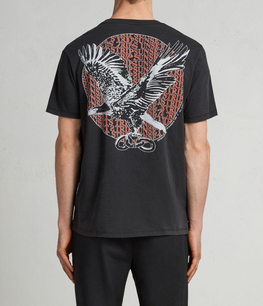 Men's Sunbird Crew T-Shirt (vintage_black) - Image 1