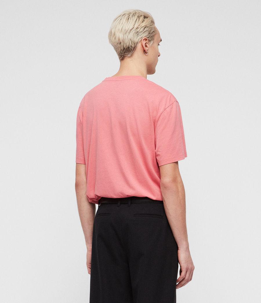 Herren Allgood T-Shirt (sorbet_pink) - Image 5