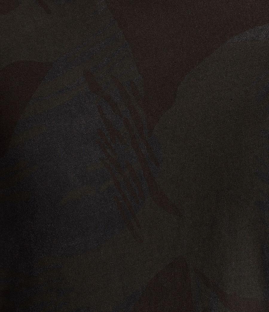 Men's Contour Crew T-Shirt (black) - Image 2