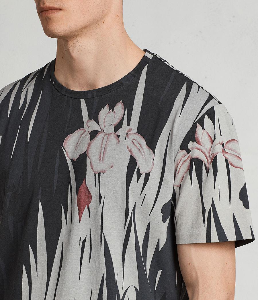 Uomo T-shirt Nahiku (vintage_black) - Image 2