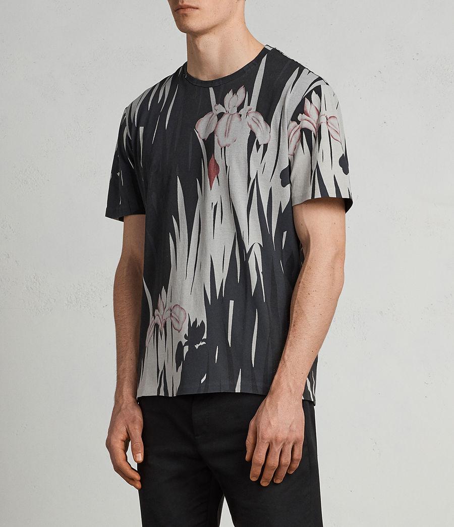 Uomo T-shirt Nahiku (vintage_black) - Image 3