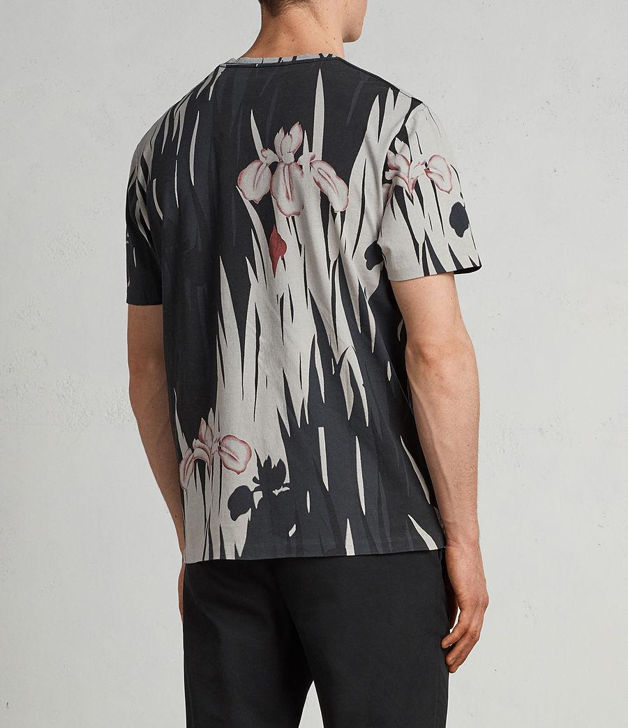 Uomo T-shirt Nahiku (vintage_black) - Image 4