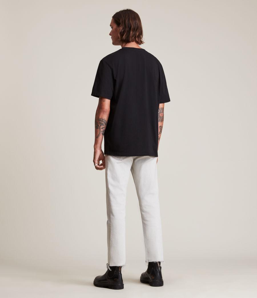 Men's Topia Crew T-Shirt (jet_black) - Image 4