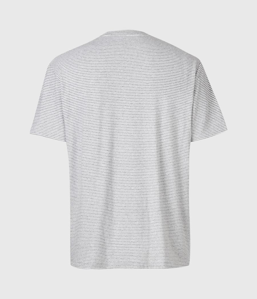 Herren Statestripe T-Shirt (jet_black) - Image 3