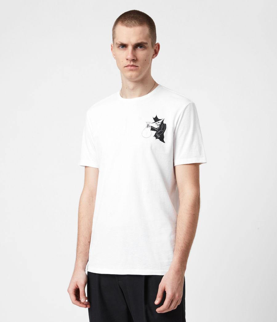 Men's Loot Crew T-Shirt (optic_white) - Image 1
