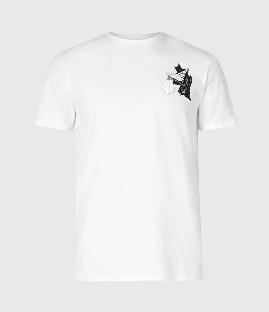 Men's Loot Crew T-Shirt (optic_white) - Image 2