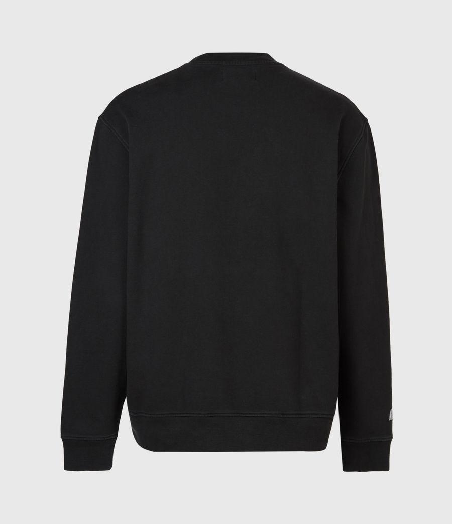 Mens Skorpions Crew Sweatshirt (jet_black) - Image 1