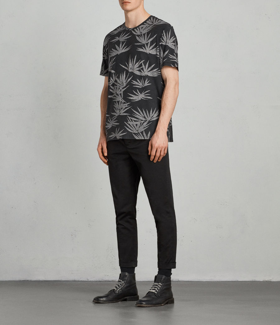 Men's Bhutan Crew (black) - Image 3