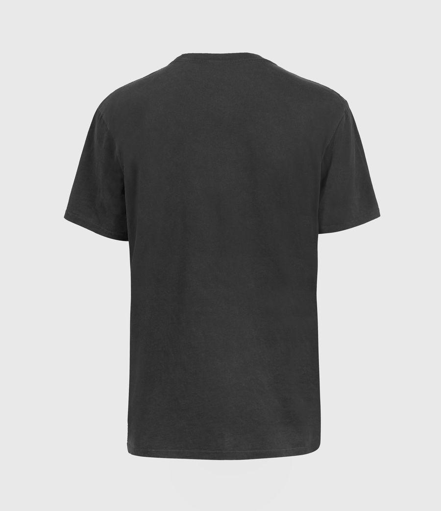 Mens Ventura Crew T-Shirt (vintage_black) - Image 3