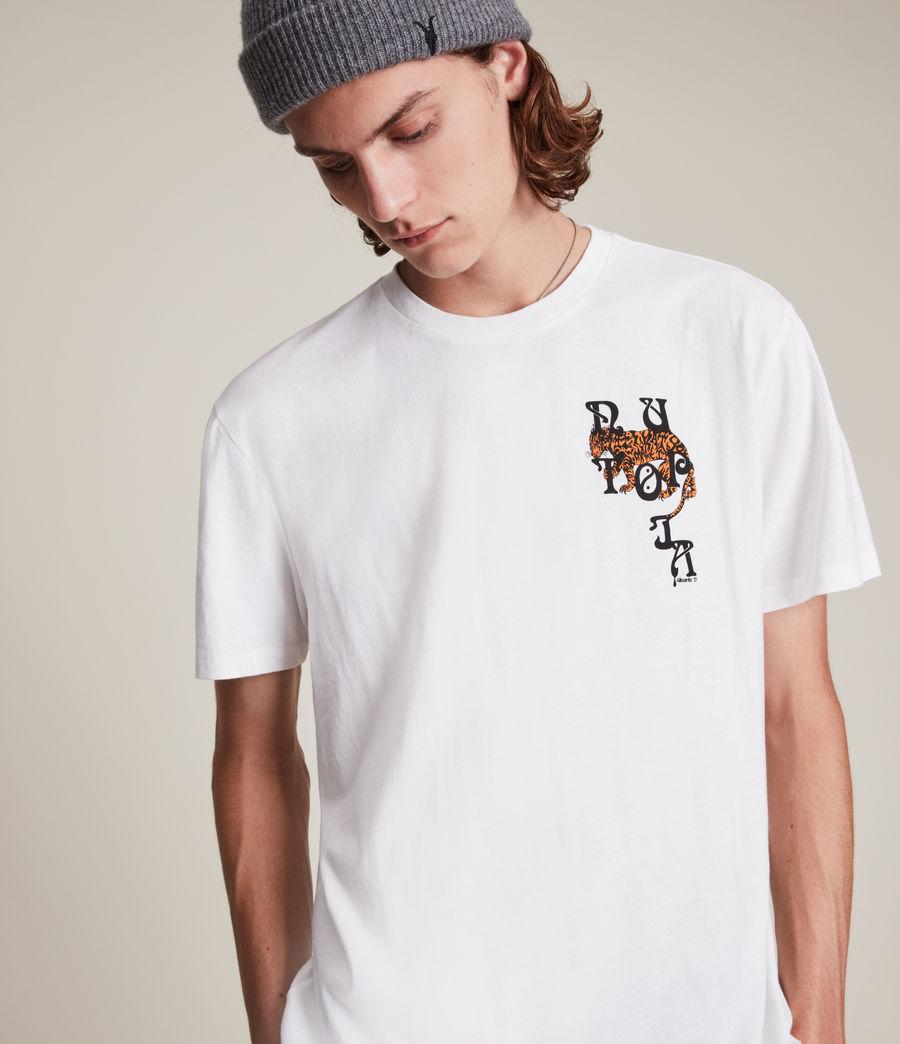 Men's Tripper Crew T-Shirt (optic_white) - Image 1