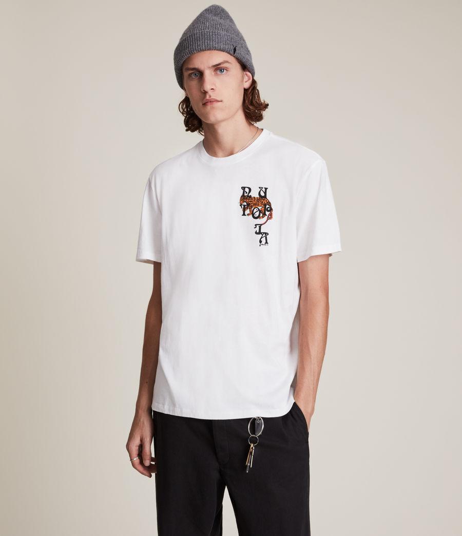 Men's Tripper Crew T-Shirt (optic_white) - Image 3