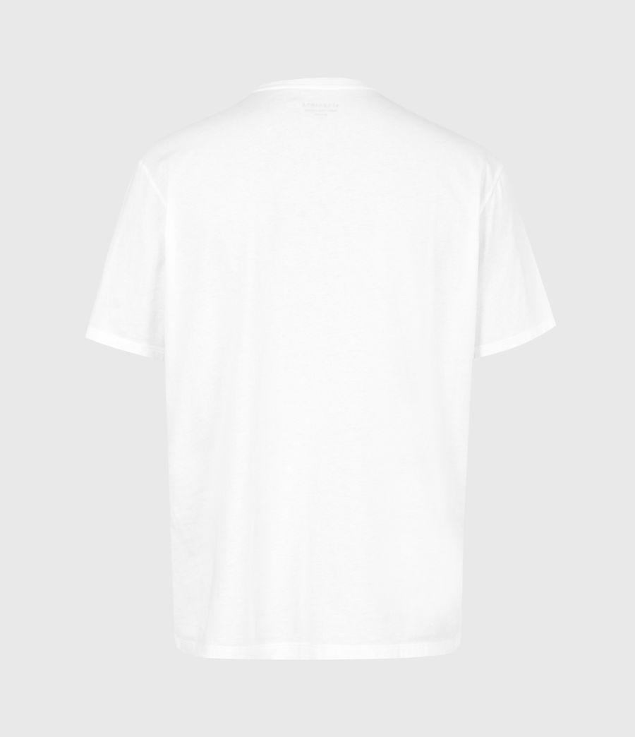 Men's Sunshine Crew T-Shirt (optic_white) - Image 3