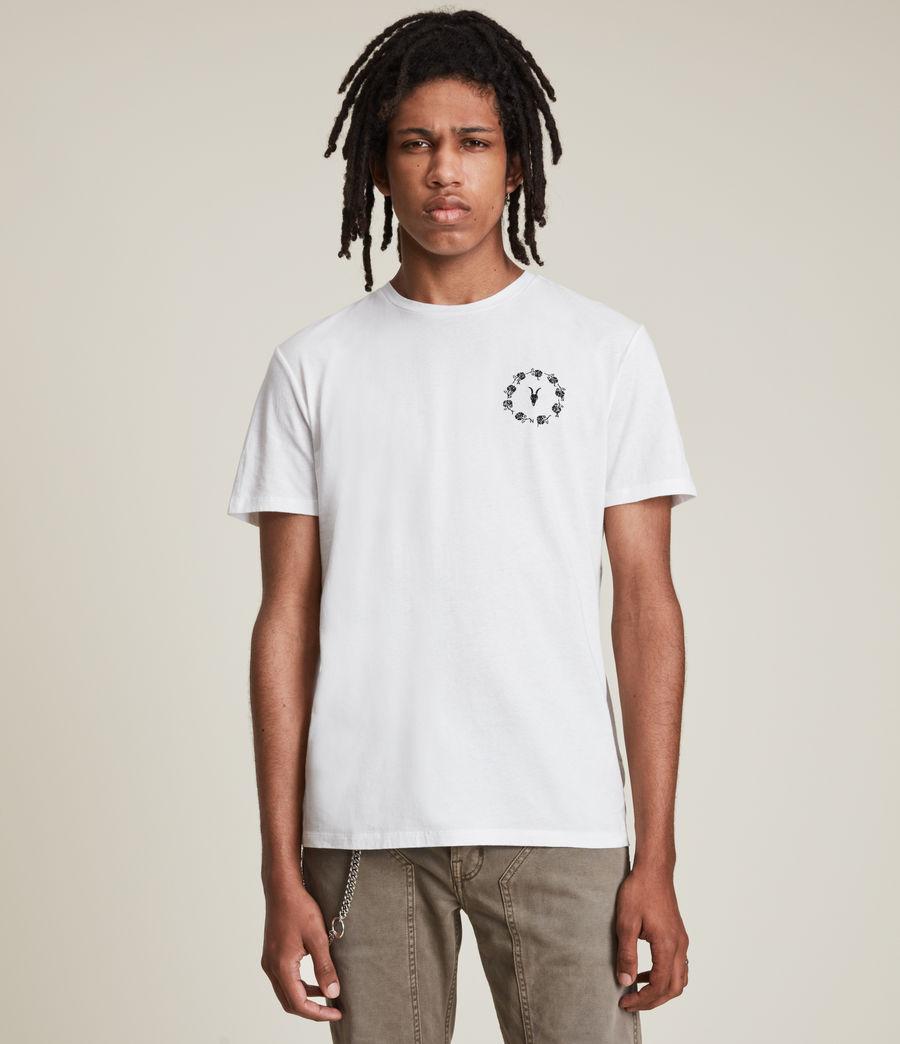 Men's Bunch Brace Crew T-Shirt (optic_white) - Image 1