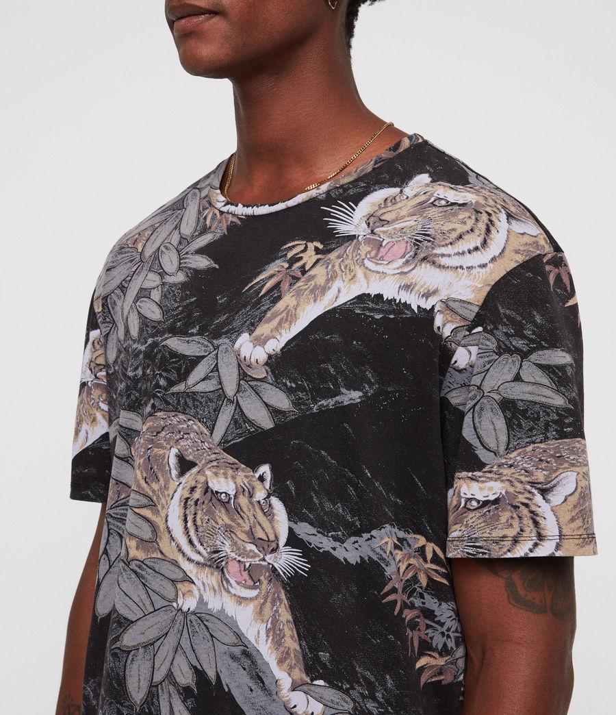 Uomo Chokai Crew T-Shirt (vintage_black) - Image 2
