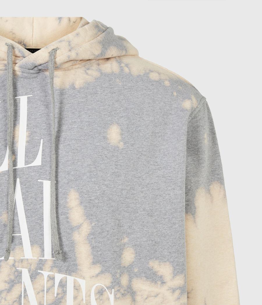 Men's Merger Pullover Hoodie (grey_marl) - Image 5
