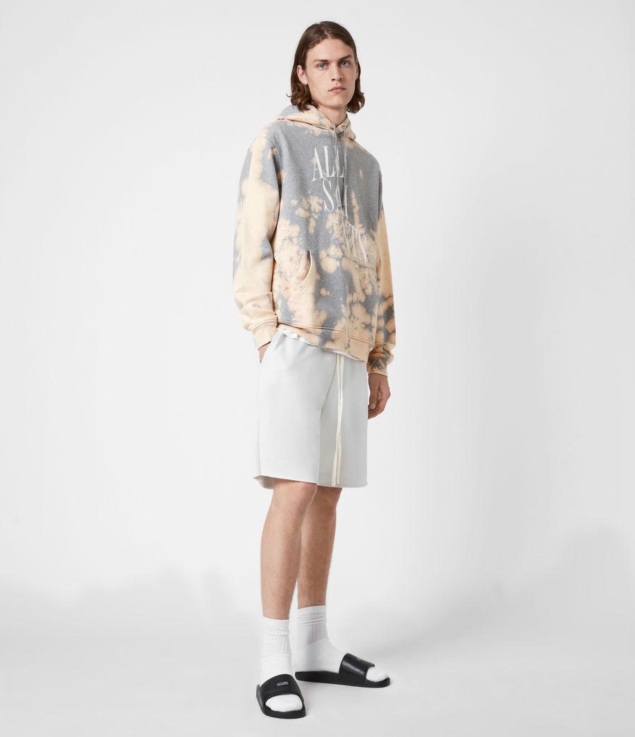 Men's Merger Pullover Hoodie (grey_marl) - Image 6