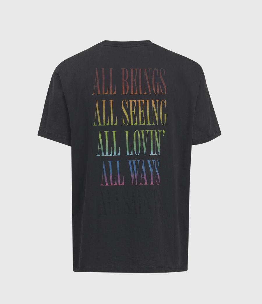 Hombre Proud Crew T-Shirt (jet_black) - Image 2