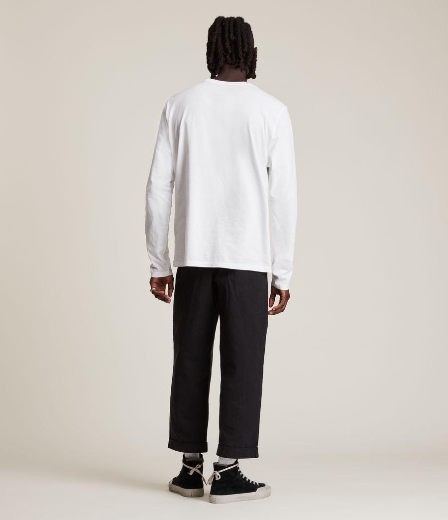 Men's Kabbal Crew T-Shirt (chalk_white) - Image 6