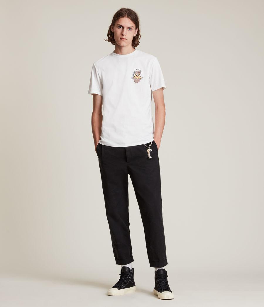 Men's Hatch Brace Crew T-Shirt (chalk) - Image 3