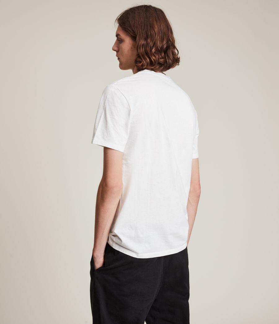 Men's Hatch Brace Crew T-Shirt (chalk) - Image 4