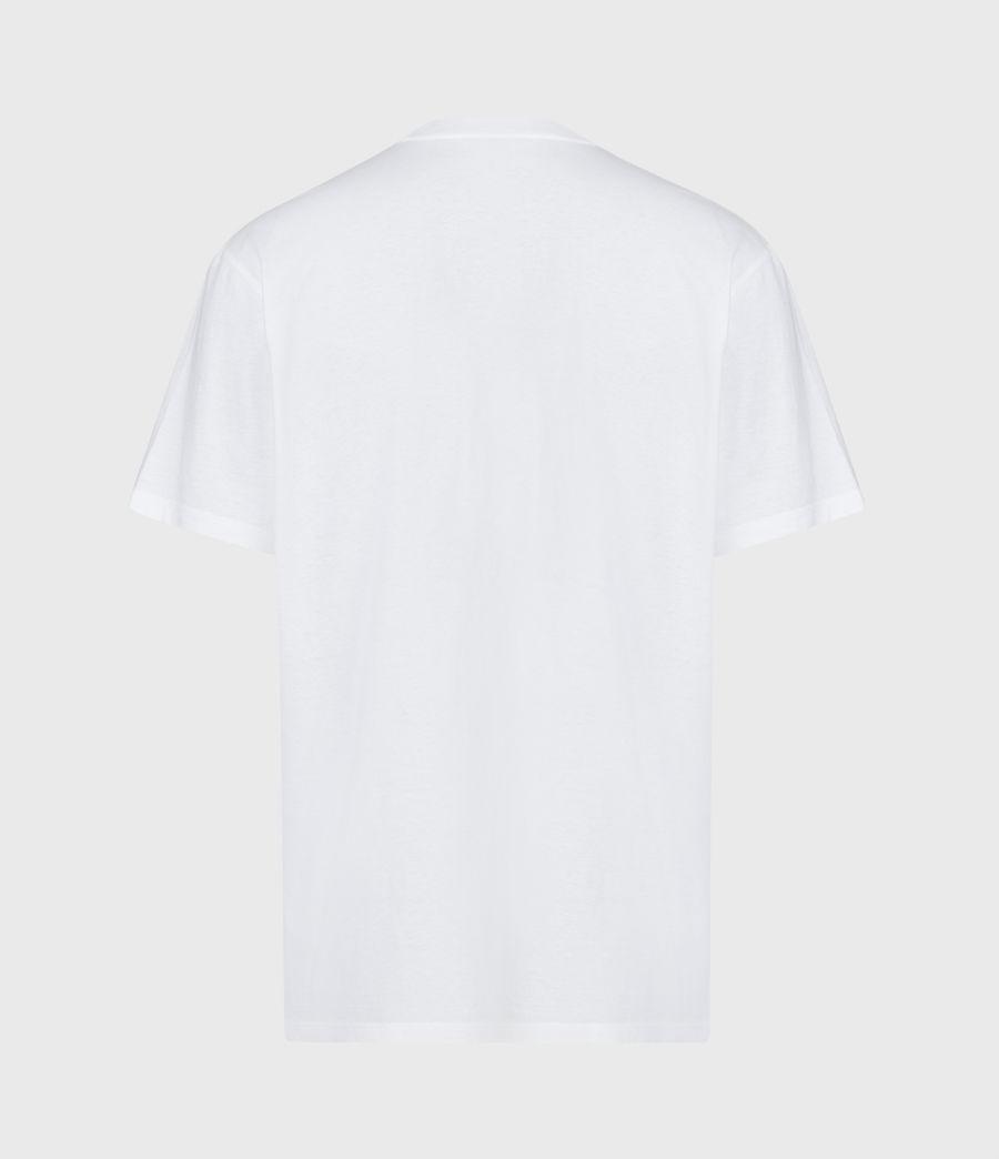 Men's Ceremony Crew T-Shirt (optic_white) - Image 3