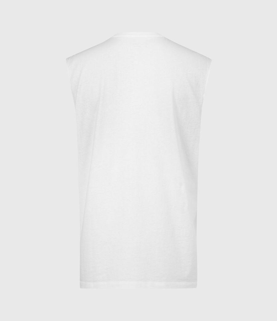 Men's Hollowpoint Crew Vest (optic_white) - Image 3