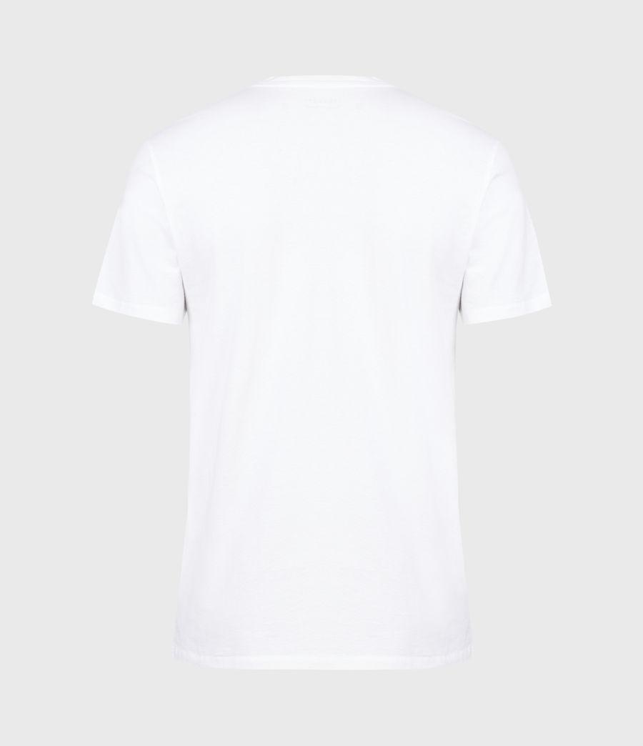 Men's Ceremony Brace Crew T-Shirt (optic_white) - Image 3