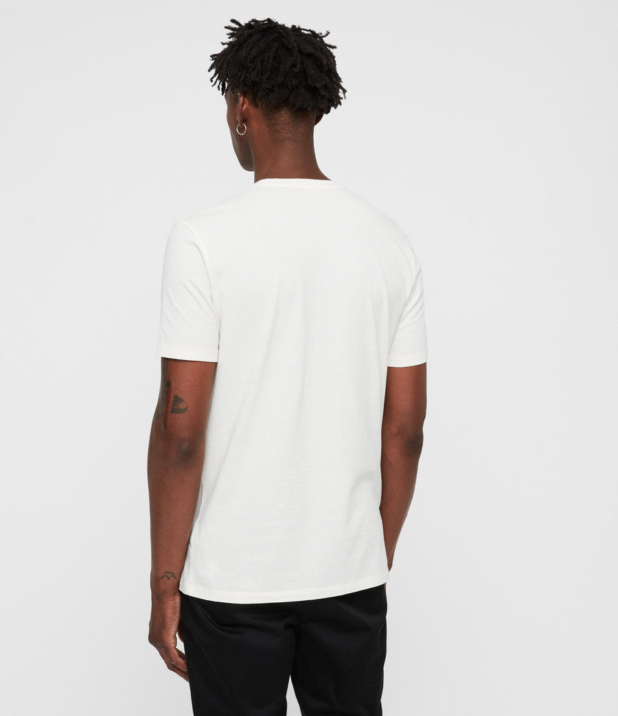 Men's Vision Crew T-Shirt (chalk) - Image 5