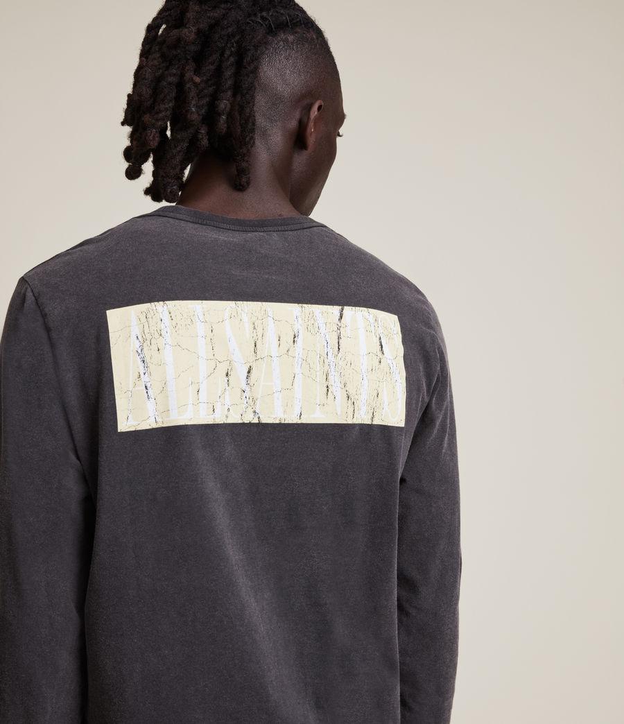 Men's Integers Crew T-Shirt (jet_black) - Image 2