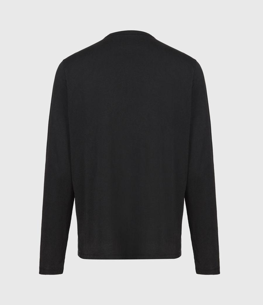 Men's Ceremony Crew T-Shirt (jet_black) - Image 3