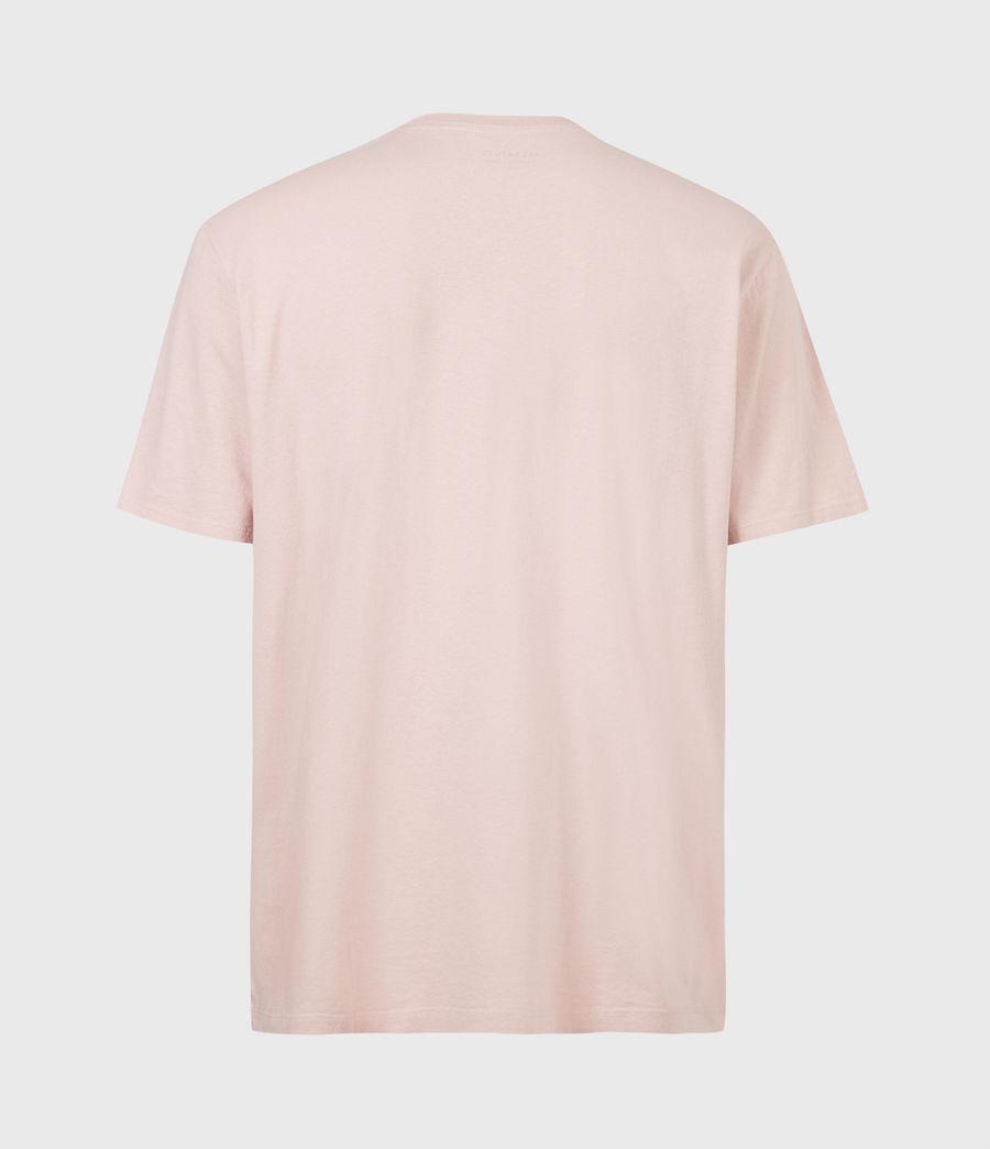 Men's Opposition Crew T-Shirt (balsastone_pink) - Image 3