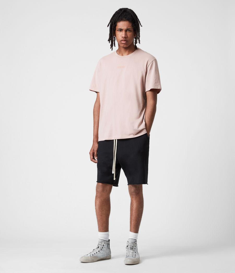 Men's Opposition Crew T-Shirt (balsastone_pink) - Image 7
