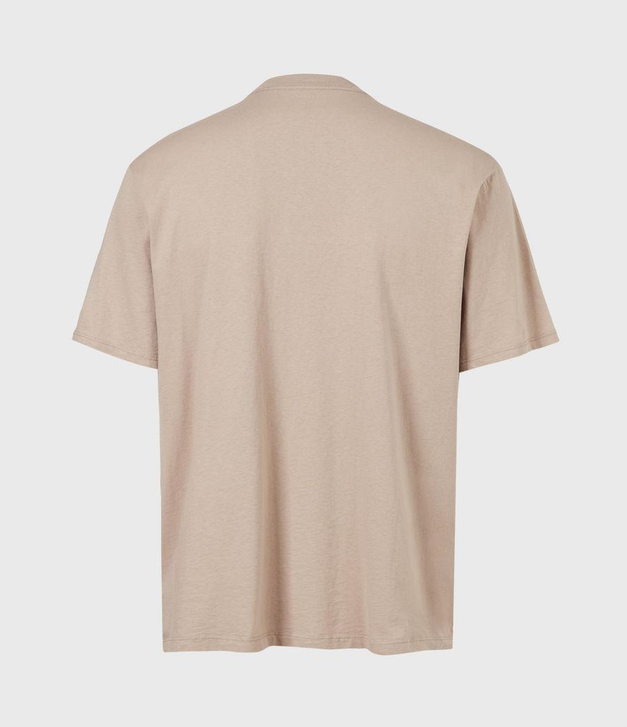 Herren Opposition Crew T-Shirt (pewter_grey) - Image 3