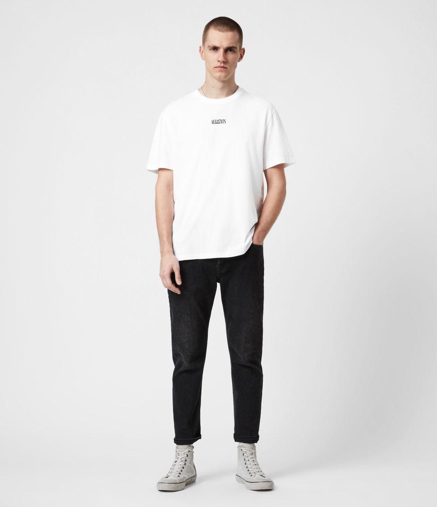 Hommes T-shirt Opposition (optic_white) - Image 4