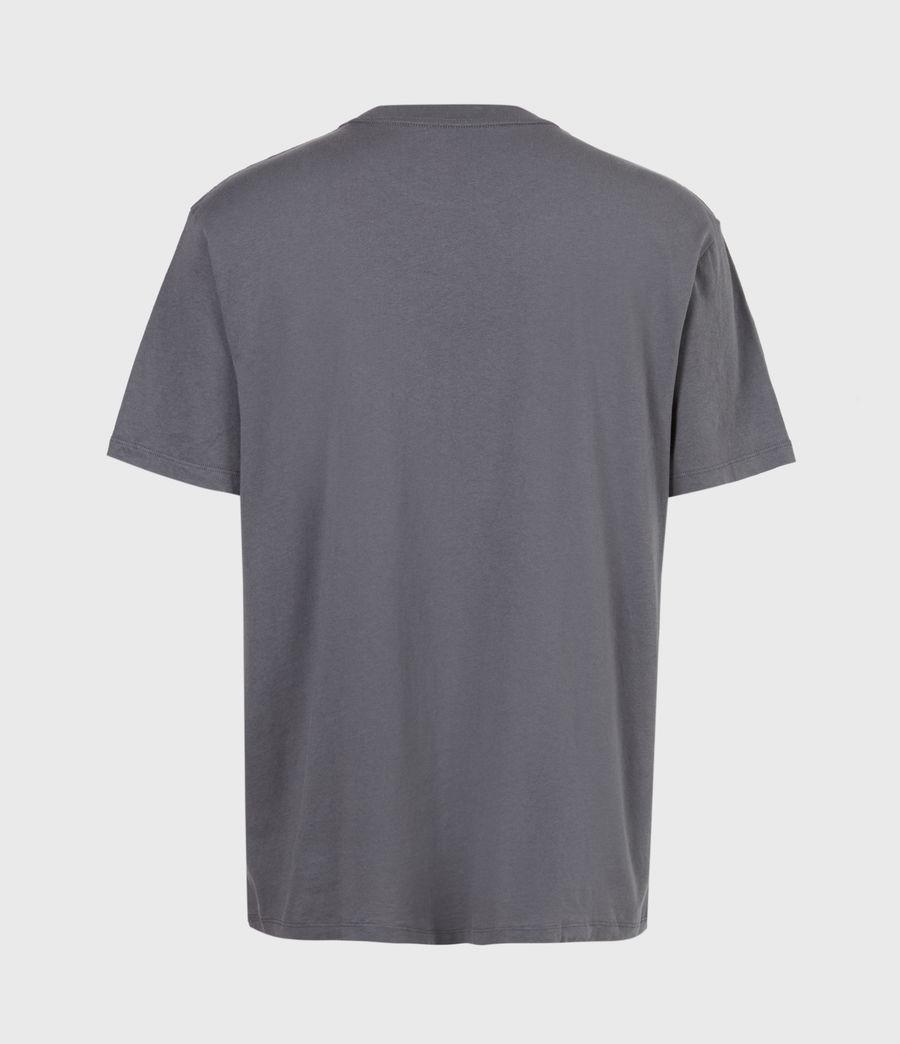 Herren Opposition T-Shirt (granite_blue) - Image 3