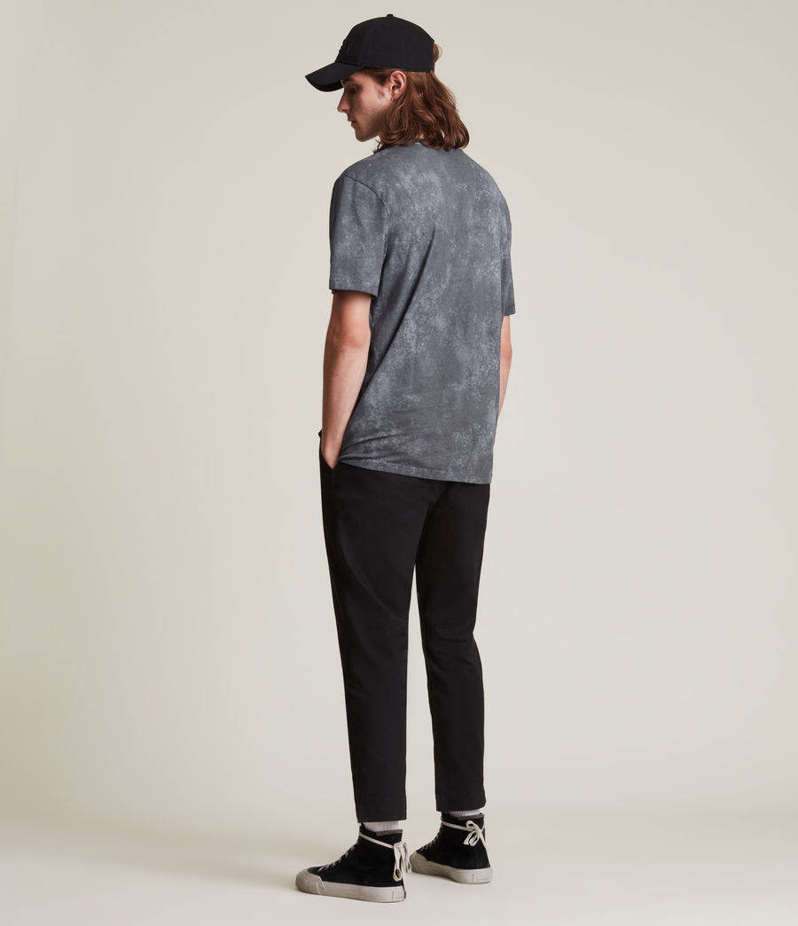 Men's Opposition Wyatt T-Shirt (washed_blue) - Image 5