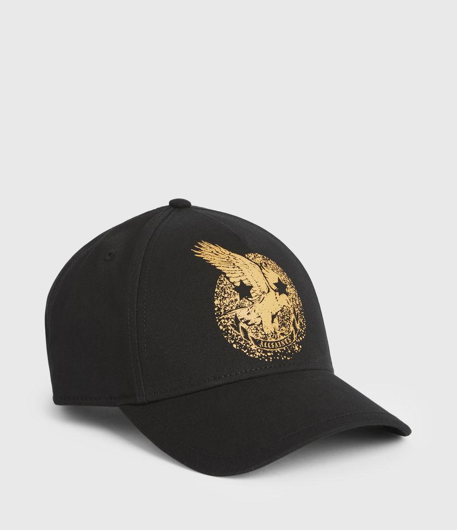 Men's Acid Eagle Cap (black) - Image 2
